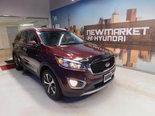 Used 2018 Kia Sorento EX V6 Sunroof! Leather! AWD! for sale in Newmarket, ON