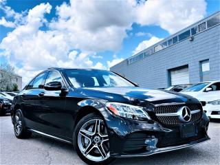 Used 2019 Mercedes-Benz C-Class |4MATIC|PANORAMIC|HEATED MEMORY SEATS|NAVI|REAR VIEW CAM| for sale in Brampton, ON