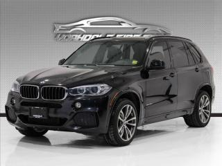Used 2016 BMW X5 xDrive35d, M Sport,Rare 7 Passengers, Full Otions for sale in Concord, ON
