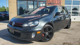 Used 2010 Volkswagen Golf GTI 5dr HB Man - Leather, Sunroof, 6 Speed Manual for sale in Oakville, ON