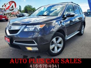 Used 2011 Acura MDX AWD 4dr,Safety included for sale in Scarborough, ON