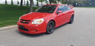 Used 2006 Chevrolet Cobalt 2dr Cpe SS Supercharged | Red Interior | New Tires for sale in Vaughan, ON