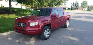 Used 2006 Honda Ridgeline 4dr 4WD EX-L Auto | Leather | Heated Seats | 2 Keys for sale in Vaughan, ON