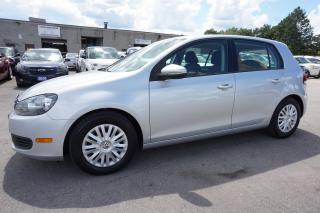 Used 2013 Volkswagen Golf 2.5L CERTIFIED 2YR WARRANTY *2ND SET WINTER* HEATED SEATS AUX SIDE SIGNALS for sale in Milton, ON