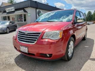 Used 2010 Chrysler Town & Country TOURING for sale in Bloomingdale, ON
