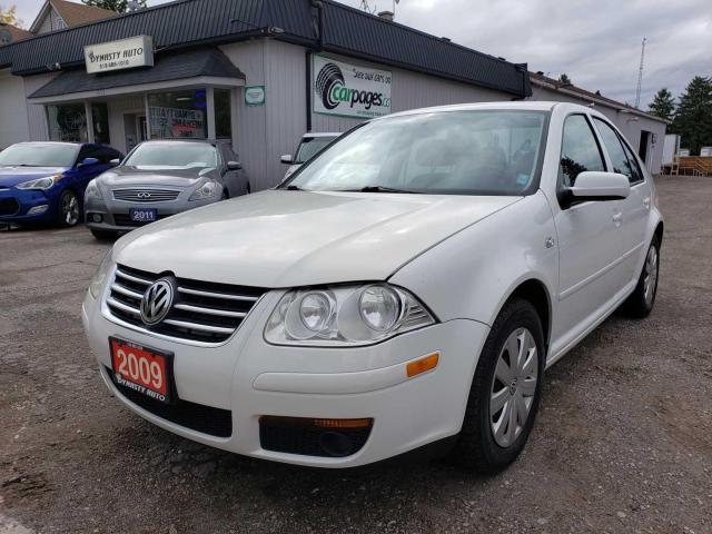 2009 Volkswagen Jetta GLX