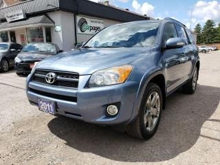 Used 2011 Toyota RAV4 Sport I4 4WD for sale in Bloomingdale, ON