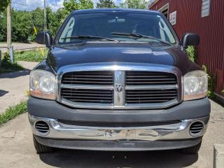 Used 2006 Dodge Ram 1500 Quad Cab 4WD SOLD AS IS - NOT INSPECTED for sale in Guelph, ON