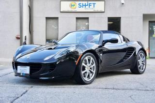Used 2007 Lotus Elise ROADSTER TOURING PKG, TRACTION CONTROL, CARFAX CLEAN! for sale in Burlington, ON