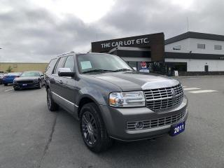 Used 2011 Lincoln Navigator AWD for sale in Sudbury, ON
