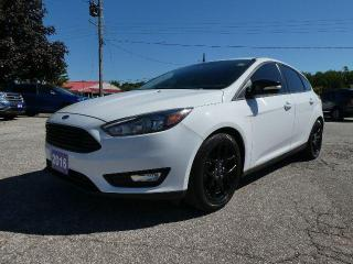 Used 2016 Ford Focus SE | Heated Seats | Heated Wheel | Back Up Cam for sale in Essex, ON