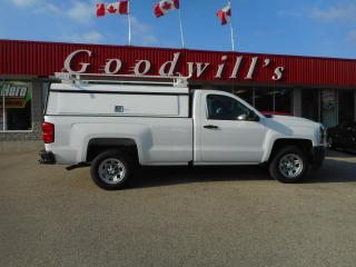 Used 2017 Chevrolet Silverado 1500 WORK TRUCK! 8' BOX! for sale in Aylmer, ON