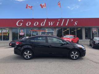 Used 2018 Kia Forte LX! HEATED SEATS! BLUETOOTH! BACKUP CAM! for sale in Aylmer, ON