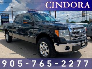 Used 2014 Ford F-150 4WD SuperCrew F150  XLT for sale in Caledonia, ON