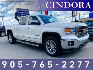 Used 2015 GMC Sierra 1500 SLT, 4x4, Leather Heated Seats, Tow Ready, Climate for sale in Caledonia, ON