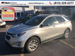 Used 2018 Chevrolet Equinox LT  LT, AWD, REMOTE START, SUNROOF, POWER TAILGATE, CLEAN CARFAX for sale in Ottawa, ON