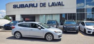 Used 2017 Subaru Impreza TOURISME for sale in Laval, QC