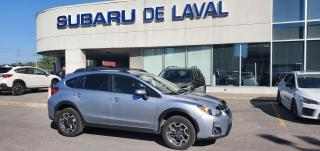 Used 2016 Subaru XV Crosstrek Tourisme for sale in Laval, QC