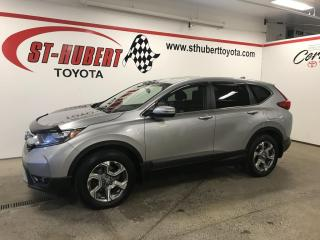 Used 2017 Honda CR-V AWD, EX, Toit Ouvrant for sale in St-Hubert, QC