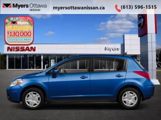 Used 2011 Nissan Versa 1.8 S  -  CD Player -  Aux Jack for sale in Ottawa, ON