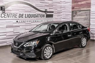 Used 2018 Nissan Sentra SV GR.ÉLECT+A/C for sale in Laval, QC