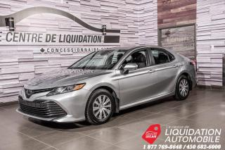 Used 2019 Toyota Camry GR.ELECT+A/C for sale in Laval, QC