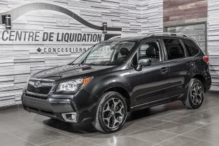Used 2016 Subaru Forester XT Touring+MAGS+A/C+CAM/REC+TOIT+BLUETOOTH for sale in Laval, QC