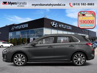 New 2020 Hyundai Elantra GT Luxury  - $130 B/W for sale in Kanata, ON
