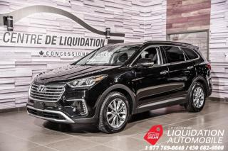 Used 2019 Hyundai Santa Fe XL PREFERRED AWD+PUSH START+SIEGES ARR. CHAUFFANT for sale in Laval, QC
