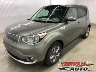Used 2018 Kia Soul EV EV Luxury GPS MAGS CUIR TOIT PANORAMIQUE for sale in Shawinigan, QC