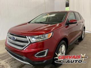 Used 2017 Ford Edge SEL AWD ECOBOOST NAVIGATION CAMÉRA MAGS for sale in Trois-Rivières, QC