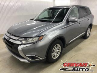 Used 2017 Mitsubishi Outlander ES AWC AWD MAGS A/C BLUETOOTH *Traction intégrale* for sale in Trois-Rivières, QC