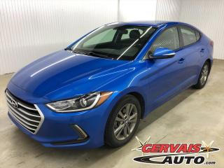 Used 2017 Hyundai Elantra GL MAGS BLUETOOTH CAMÉRA *Apple CarPlay* for sale in Shawinigan, QC