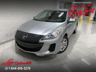 Used 2013 Mazda MAZDA3 GS-SKY **NOUVEL ARRIVAGE** for sale in Chicoutimi, QC