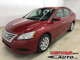 Used 2014 Nissan Sentra SV A/C Bluetooth Automatique for sale in Shawinigan, QC