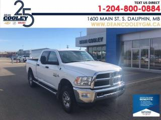 Used 2017 RAM 3500 SLT for sale in Dauphin, MB