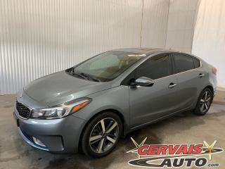 Used 2017 Kia Forte EX Luxe Cuir Toit Ouvrant Caméra Bluetooth Mags for sale in Trois-Rivières, QC