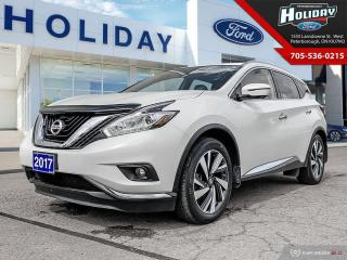 Used 2017 Nissan Murano Platinum for sale in Peterborough, ON