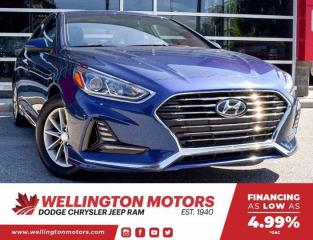 Used 2018 Hyundai Sonata GL / Back-Up Cam / Heated Seats / Warranty !! for sale in Guelph, ON