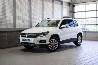 Used 2017 Volkswagen Tiguan Wolfsburg Edition for sale in Lasalle, QC