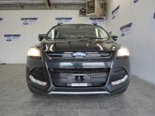 Used 2013 Ford Escape SEL | LEATHER | ROOF | TOUCHSCREEN | CHROME WHEELS for sale in Brantford, ON