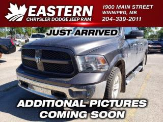 Used 2014 RAM 1500 Outdoorsman | Remote Start | Backup Camera | for sale in Winnipeg, MB
