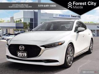 Used 2019 Mazda MAZDA3 GT for sale in London, ON