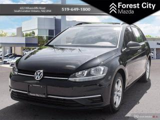 Used 2019 Volkswagen Golf Sportwagen DSG | 4MOTION for sale in London, ON