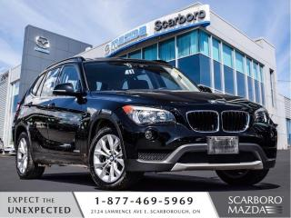 Used 2013 BMW X1 2 SET TIRES|AWD|LEATHER|BLUETOOTH for sale in Scarborough, ON