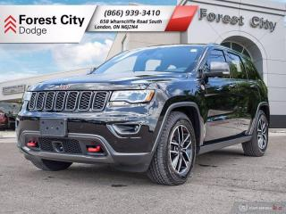 Used 2020 Jeep Grand Cherokee Trailhawk for sale in London, ON