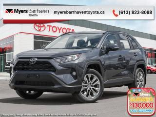 New 2020 Toyota RAV4 XLE Premium AWD  - XLE Premium - $251 B/W for sale in Ottawa, ON