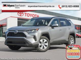 New 2020 Toyota RAV4 LE  - Heated Seats - $196 B/W for sale in Ottawa, ON