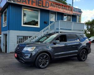 Used 2017 Ford Explorer XLT 4WD **Navigation/Pano Roof/Remote Start** for sale in Barrie, ON