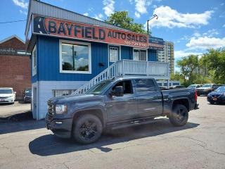Used 2018 GMC Sierra 1500 SLE Crew Cab 4x4 **Leather/Navigation** for sale in Barrie, ON